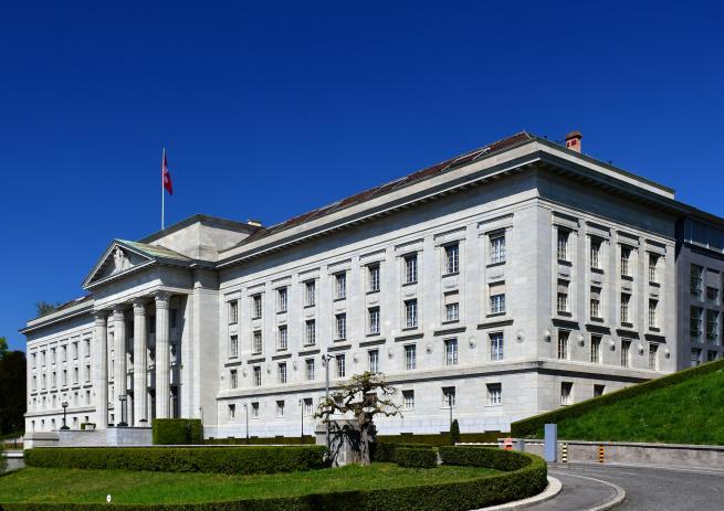 Tribunal fédéral de Lausanne